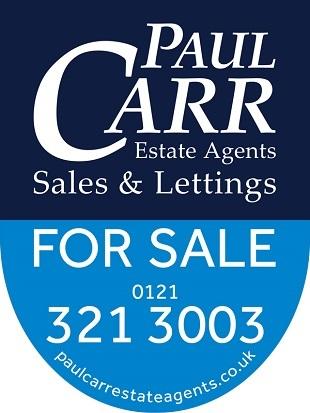Paul Carr, Sutton Coldfieldbranch details