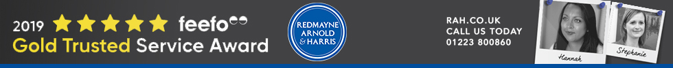 Get brand editions for Redmayne Arnold & Harris, Cambridge Sales