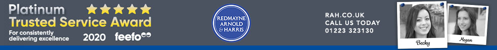Get brand editions for Redmayne Arnold & Harris, Cambridge