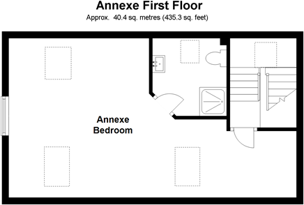 Annexe First Floor