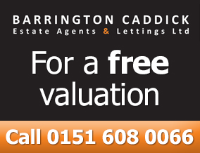 Get brand editions for Barrington Caddick Estate Agents & Lettings Ltd, Prenton