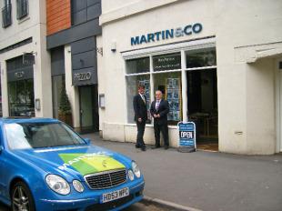 Martin & Co, Leamington Spa - Lettings & Salesbranch details