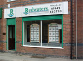 Redwaters Residential Lettings, Leighbranch details