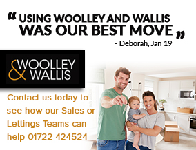 Get brand editions for Woolley & Wallis, Salisbury