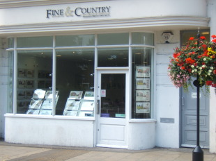 Fine & Country, Leamington Spabranch details