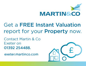 Get brand editions for Martin & Co, Exeter