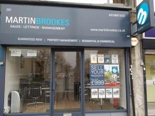 Martin Brookes , Edmonton branch details