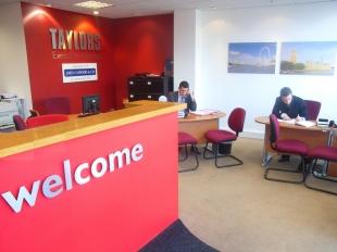 Taylors Executive Homes, Watfordbranch details