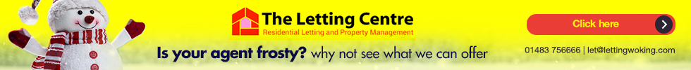 Get brand editions for The Letting Centre, Woking