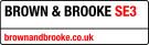 Brown & Brooke, Blackheath logo