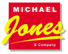 Michael Jones & Co, Cardiff branch logo