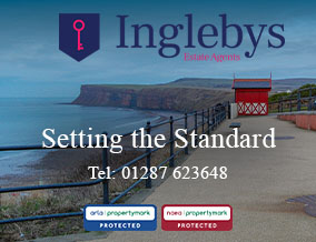 Get brand editions for Inglebys Estate Agents, Saltburn-By-The-Sea