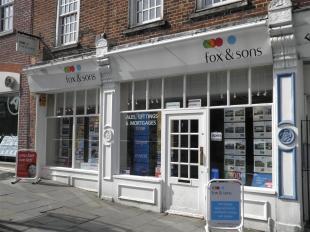 Fox & Sons - Lettings, Crawleybranch details