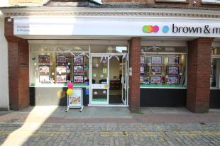 Brown & Merry - Lettings, Aylesbury - Lettingsbranch details