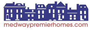 Medway Premier Homes.com, Chathambranch details