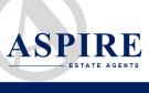 Aspire Estate Agents, Rayleigh logo