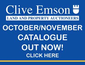 Get brand editions for Clive Emson Auctioneers, Maidstone