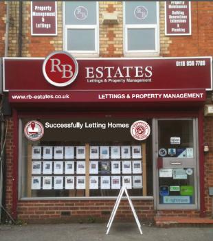 RB Estates, Readingbranch details