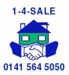 1-4-Sale, Glasgow - Sales logo