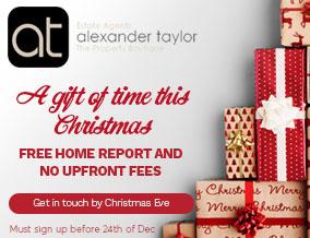 Get brand editions for Alexander Taylor Estate Agents Ltd, Falkirk