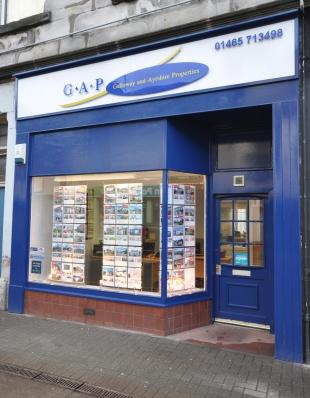 Galloway & Ayrshire Properties , Girvanbranch details