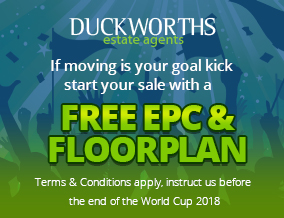 Get brand editions for Duckworths Estate Agents, Burnley