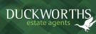 Duckworths Estate Agents, Burnley logo