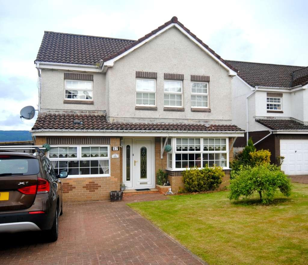 4 Bedroom Detached House For Sale In Castle Wemyss Drive
