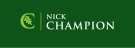 Nick Champion, Tenbury Wells details