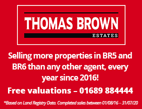 Get brand editions for Thomas Brown Estates, Orpington