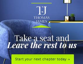 Get brand editions for Thomas James Estate Agents, Ruddington