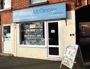 Jeremy McGinn & Co, Astwood Bankbranch details