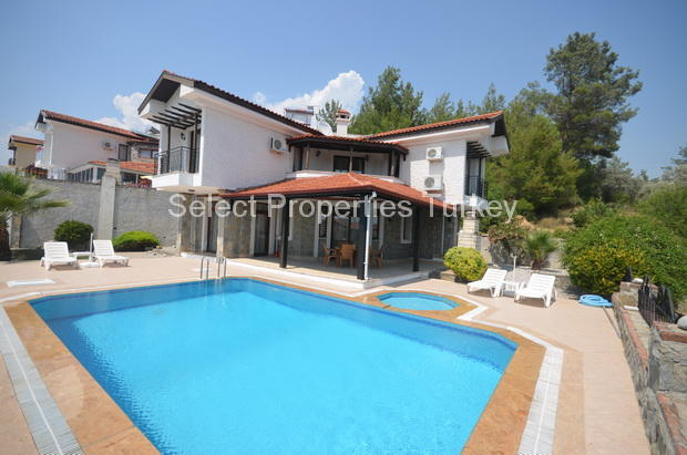3 bed Detached Villa in Kemer, Fethiye, Mugla