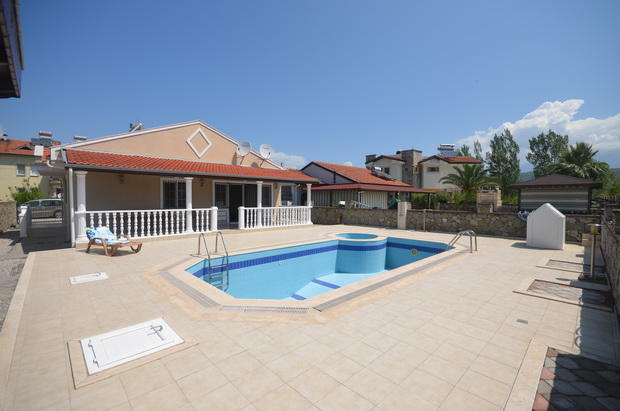 Kemer Detached Bungalow for sale