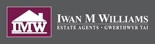 Iwan M Williams, Llanrwstbranch details