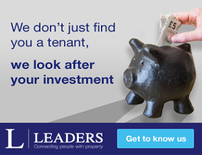 Get brand editions for Leaders Lettings, Quorn