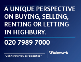Get brand editions for Winkworth, Highbury Park