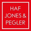 Haf Jones And Pegler, Bangor branch logo