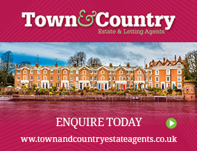 Get brand editions for Town & Country Estate Agents, Chester - Sales