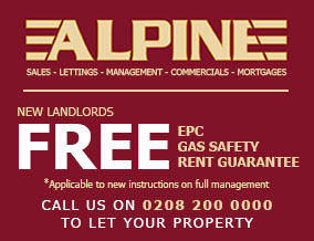 Get brand editions for Alpine, Colindale, London