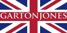 Garton Jones, London logo