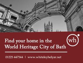 Get brand editions for Whiteley Helyar, Bath