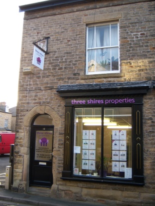Three Shires Estate Agents, Buxtonbranch details