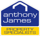 Anthony James, South East logo
