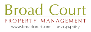 Broad Court Property Management, Birminghambranch details