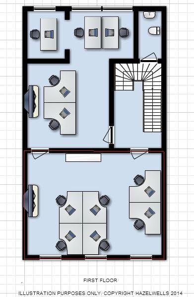First Floor Room 1