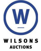 Wilsons Auctions Ltd, Dalry branch logo