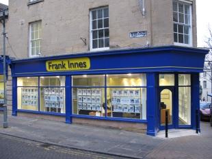 Frank Innes, Mansfieldbranch details