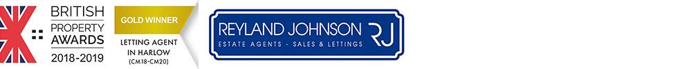 Get brand editions for ReylandJohnson Estate Agents , Harlow