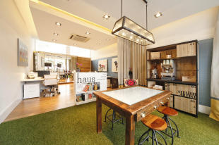 Haus Properties, Fulhambranch details